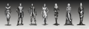 Work in progress. Character concepts by R1chu5