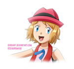 Day 20 - Serena by SergiART