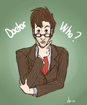 Doctor, Doctor Who by surrenderdammit
