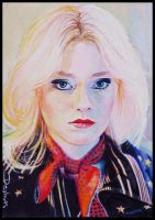 Dakota Fanning -The Runaways by DavidDeb