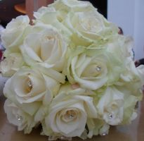 Wedding flowers - bouquet 2 by Birdsatalcatraz