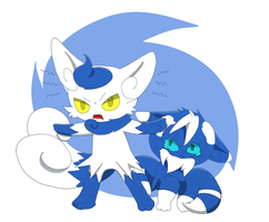 Stay Away from my Little Brother! by DestinyFox