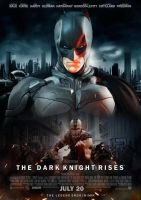 The Dark Knight Rises Poster Modified by CochiseMFC