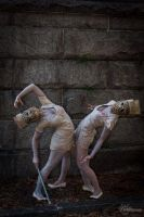 Silent Hill Nurses 2 by Ami-Yumi-Productions