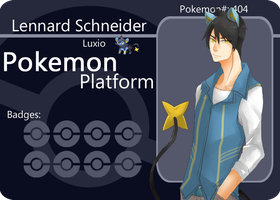 PokePlatform: 404 Luxio by girupon
