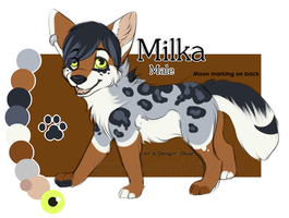 Adoptable Milka .:Taken:. + icons/art by Okoe