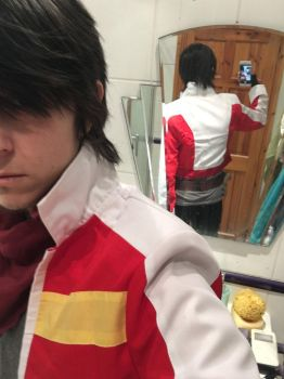 Keith [Voltron Legendary Defender] - Test 7 of 10 by ruuwolf