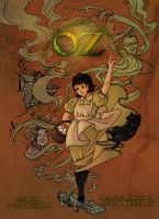 Oz - Cover 2 by hwilki65