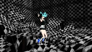 MMD Black Rock Shooter Beast Download by Nanashione