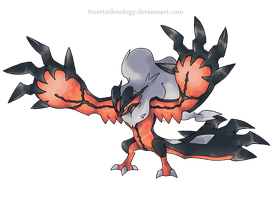 Yveltal v3 by FrostTechnology