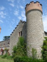 Tower's Castle I by fairling-stock