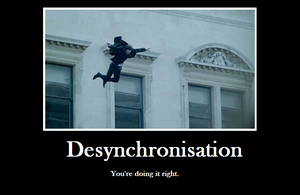 Desynchronisation by AssassinOfRome