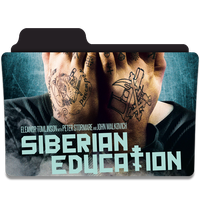 Siberian Education Folder Icon by efest