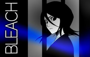 Rukia by CaptainLaser