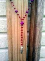 Pagan Rosary by WyckedDreamsDesigns