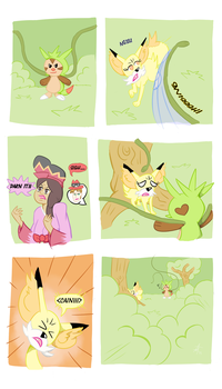 Cain and Mabel_Prologue_Page 3 by SquirrelKitty76