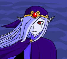 Vaati - The Sorcerer of Storms by OcarinaGreen