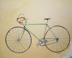 biciclette by Beaston