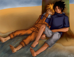Naruto:By the Ocean by XiaoBai