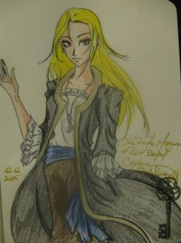 Fata Morgana ~ Crixana by AliceDoll009