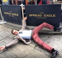 'Spread Eagle' by Team-Crafted
