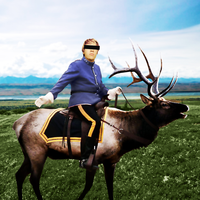 The Elk Ranger by pretty-pete