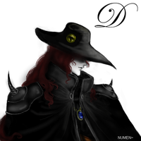 Vampire Hunter D by Cyrilla