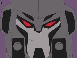 TFA - Megatron by Predicon-Mike-1994