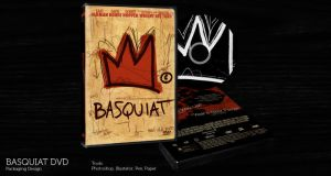 Basquiat DVD Cover by pink-sage