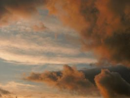 Sunset + Clouds 001 by prolific-stock
