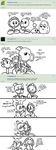 Ask PvZ Comic chars 149 to 151 by Magicwaterz16
