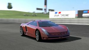 Gran Turismo 5: Cadillac Cien by Legion-Of-3