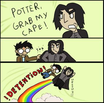 Grab it Potter by Mohegan567