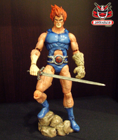 ThunderCats : Lion - O : 05 by wongjoe82