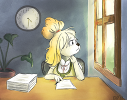 Isabelle by giannapellegrini