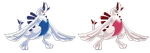 Lugia Pixel Art by Brookreed
