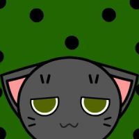 Cat icon: Little gris by ModernLisart