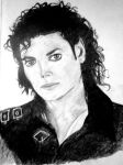 Michael Jackson  - Bad. by Reuverstyle