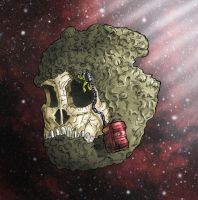 Archaeology ... IN SPACE by Metal-Truncator