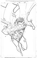 Man Of Steel Roughy Rough by Jonboy007007