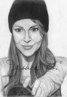 Alyssa Milano by myArt-JC
