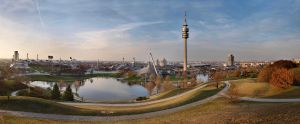 Olympiapark Munich by da-phil