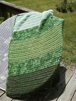Totally Green Blanket by Starfirechelle