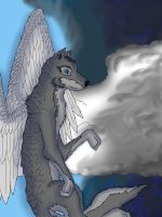 Guardian of the sky's ( finished) by Lonewolf23pro