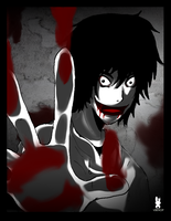 Jeff the killer : Go to sleep by vikhop