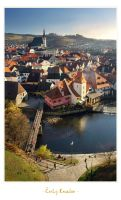 - Cesky Krumlov in autumn II - by UNexperienced