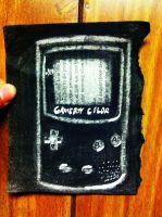 Gameboy (NO)Color by ariawnaw