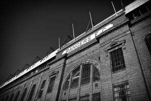 Main Stand III, Ibrox Stadium. by davidjearly