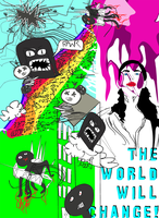 The World Will Change by Mdcowboy