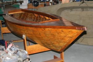 MoA Museum 457 Boat by Falln-Stock